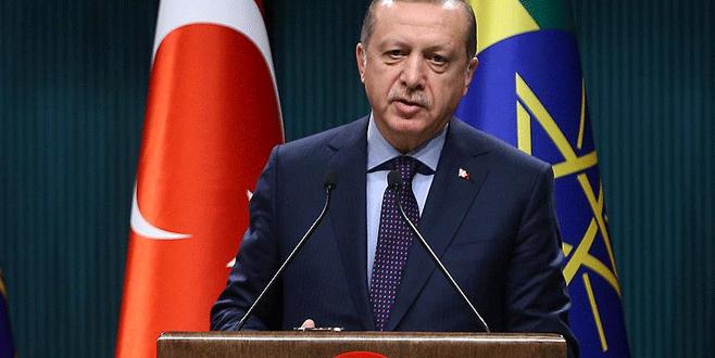 Cumhurbaşkanı Erdoğan'dan 'referandum' açıklaması