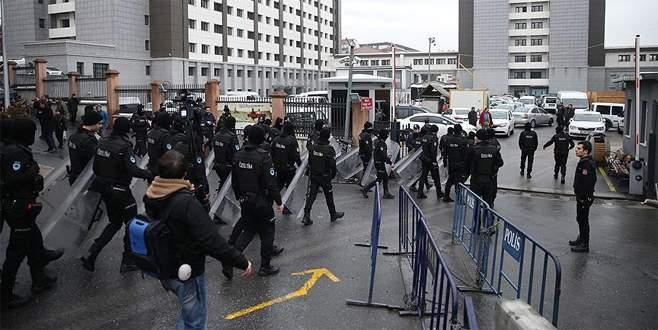 Ortaköy'deki saldırısıyla ilgili 10 kişi mahkemeye sevk edildi