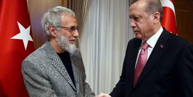 Erdoğan, Yusuf İslam ile görüştü