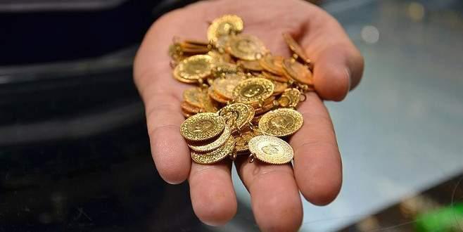 Altının ons fiyatı 3 ayın zirvesinde