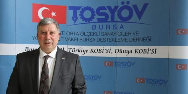TOSYÖV Bursa'da Korkmaz dönemi