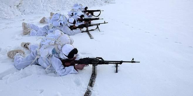 JÖH birlikleri PKK'ya göz açtırmıyor