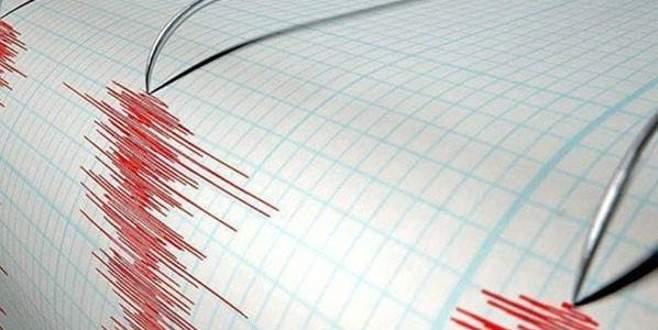 Çanakkale'de 5 büyüklüğünde deprem