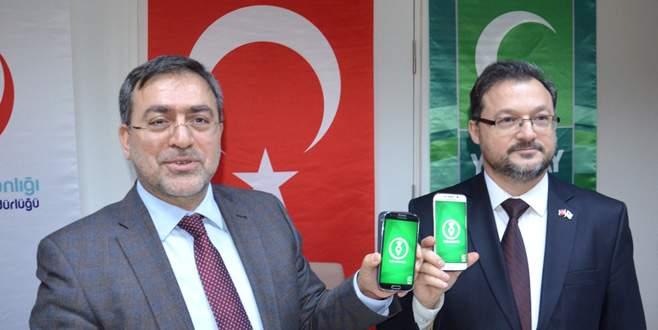 'Yeşil Dedektör' Bursa'da