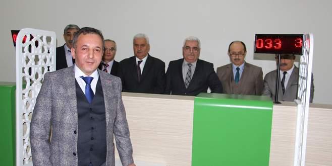 Setbaşı Tahsilat Merkezi açıldı