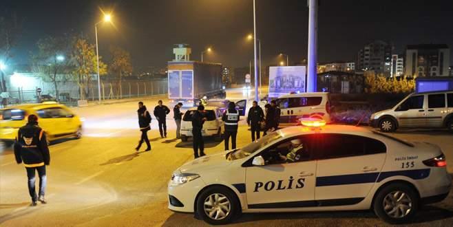 81 ilde 80 bin polisle huzur uygulaması!
