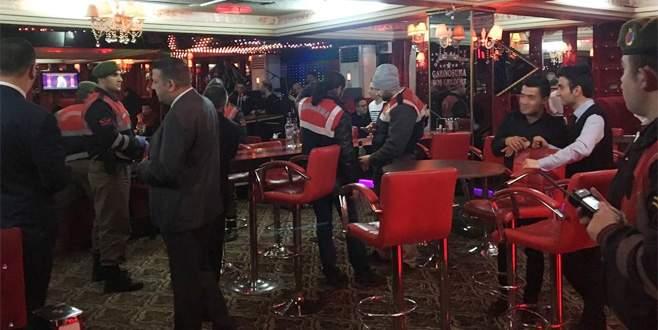 Bursa'da aranan 11 kişi yakalandı