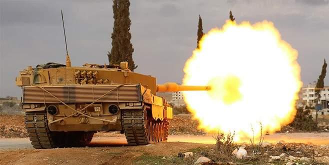Fırat Kalkanı'nda 3 bin 49 terörist etkisiz hale getirildi