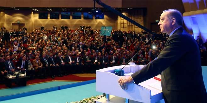 Cumhurbaşkanı Erdoğan: 'Millet ne derse o olacak'