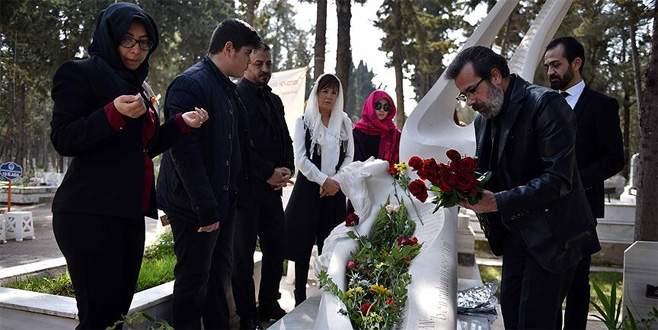 Özgecan Aslan mezarı başında anıldı