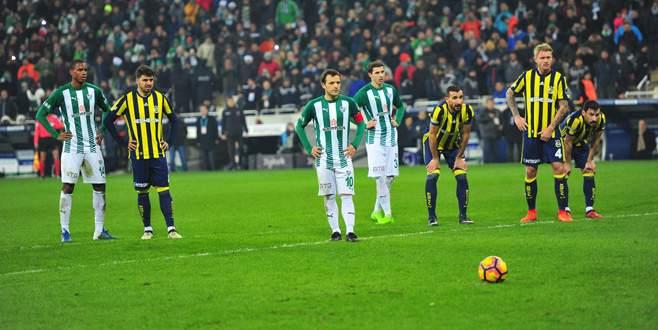 İlk penaltı ilk gol!