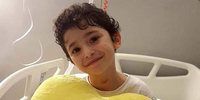 Kalp nakli bekleyen minik Tuğra'nın durumu kritik