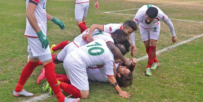 Poyraz'a 3 puan yakıştı: 2-1