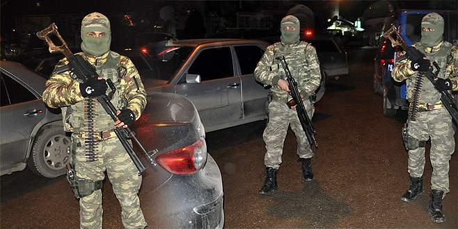 Bursa'da huzur operasyonu! JÖH de katıldı…