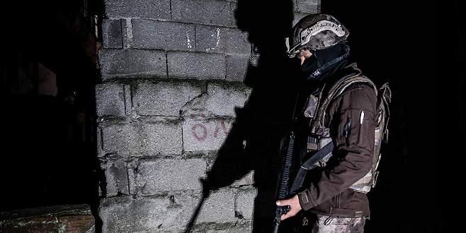 Beş ilde PKK operasyonu: 68 gözaltı