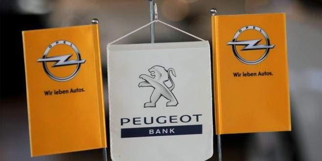Opel'in Peugeot'ya satılacağı iddia edildi