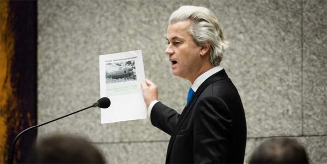 Wilders anketlerde ilk sırada