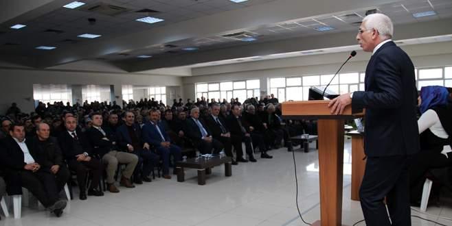 Marmarabirlik İznik'te gövde gösterisi yaptı