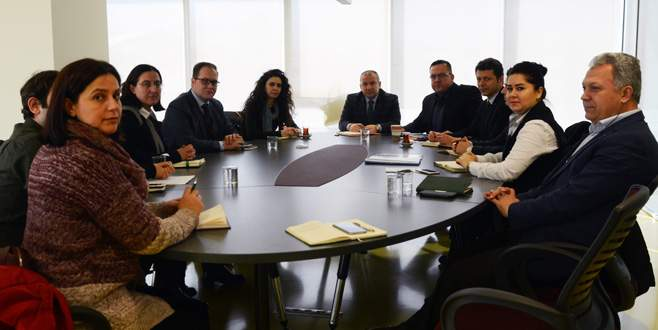 Osmangazi'de yeni projeler masada