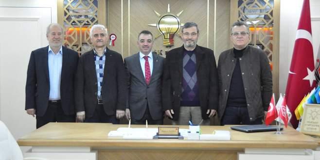 AK Parti Yıldırım'dan referandum toplantısı