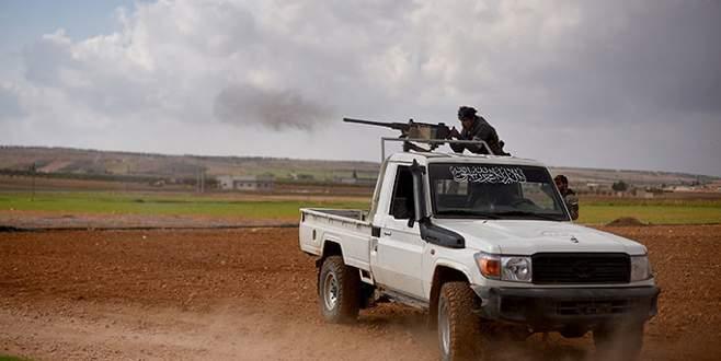 TSK: DAEŞ bombalı araçla saldırı düzenledi