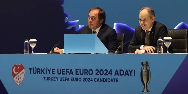 Türkiye, Euro 2024'e aday!