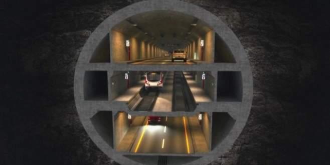 Büyük İstanbul Tüneli ihalesinde 4 firma teklif sundu