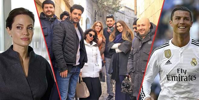 Yıldızlar Türk dizisinde