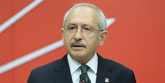 Kılıçdaroğlu: 'Söz konusu vatansa gerisi teferruattır'