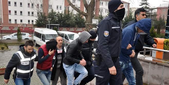 Bursa'da PKK/KCK propagandasına 5 tutuklama