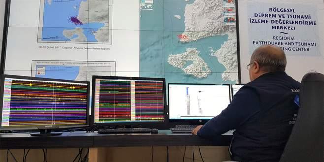 Kandilli'den flaş açıklama: 'Çanakkale depremleri…'