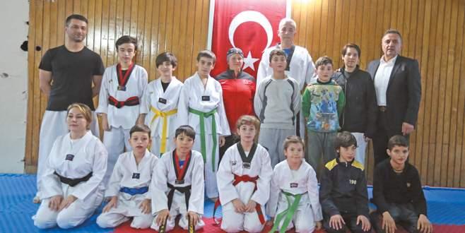 10 yıllık sporcu ordusu Bursagücü