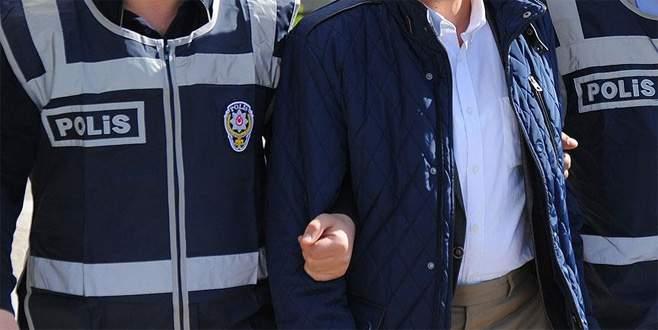 Bursa merkezli FETÖ operasyonlarında 20 gözaltı