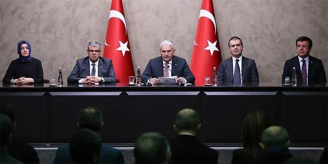 'Malta Türkiye'nin AB üyeliğine ilişkin tutumunu sürdürecektir'