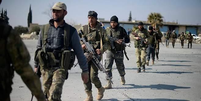 TSK: El Bab'da kontrolün sağlanmasında sona gelindi