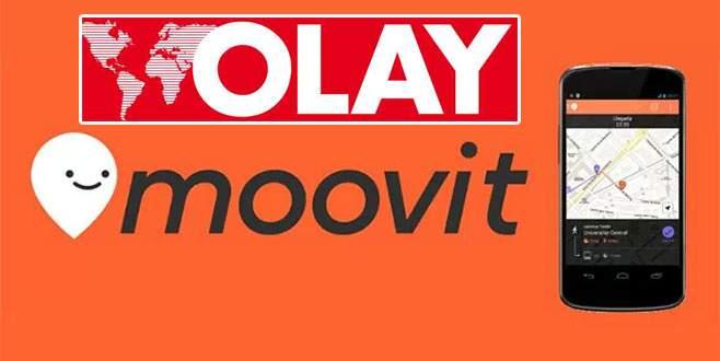 OLAY, Moovit'te!