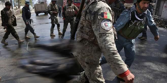 Taliban'dan polise saldırı