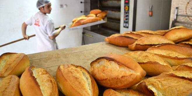 Mudanya'da ekmeğe zam