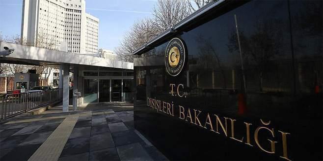 Dışişleri Bakanlığı'ndan 'Yukarı Karabağ referandumu' tepkisi