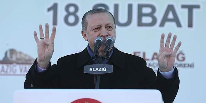 Erdoğan: 18 ile 25 yaş arası bakanlar görmek istiyoruz