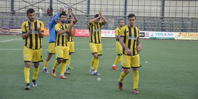 Yenişehir zirveye kondu: 3-1