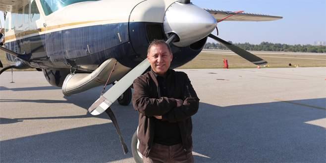 Uzaya çıkan ilk Türk kozmonot Bursa'da