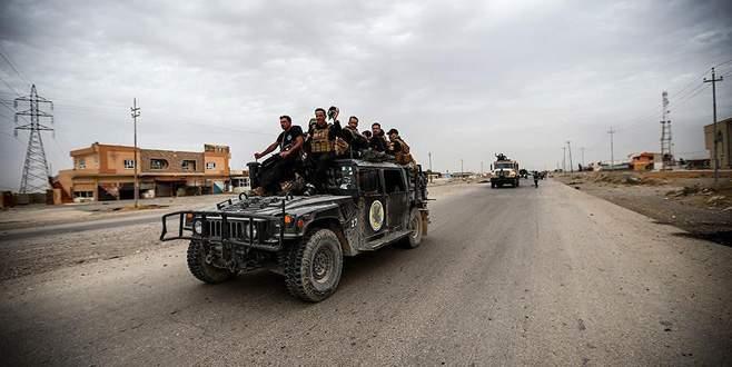 Musul'un batısını DEAŞ'tan kurtarma operasyonu başladı