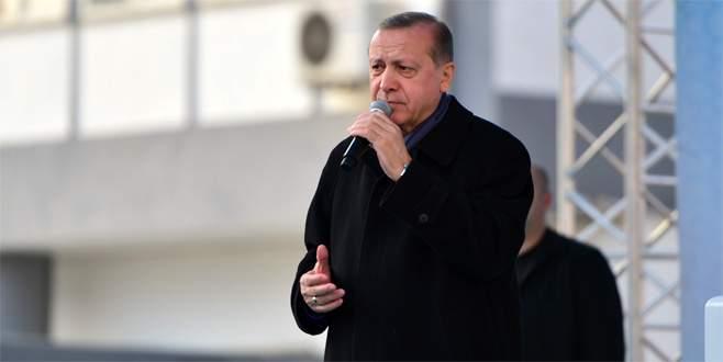 Erdoğan: Cumhurbaşkanlığı sistemi 80 milyonun geleceği içindir