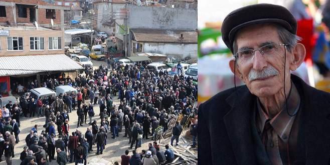 Türkiye'nin ilk sosyalist muhtarı toprağa verildi