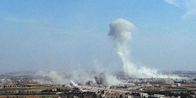 Fırat Kalkanı'nda 27 terörist etkisiz hale getirildi