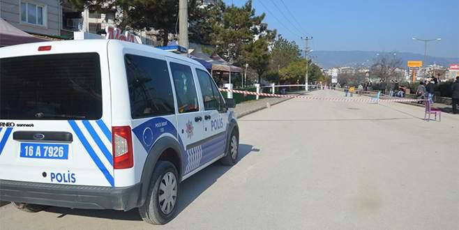 Orhangazi'de bomba paniği