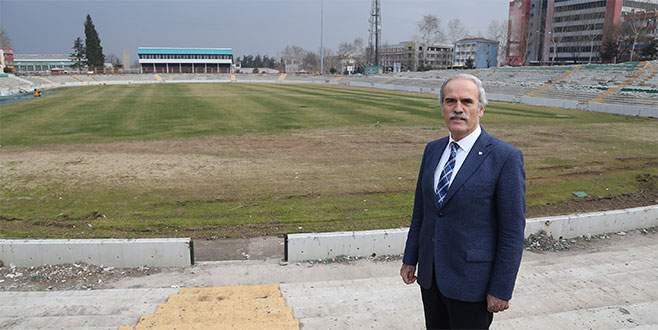 Altıparmak Atatürk Meydanı gün sayıyor