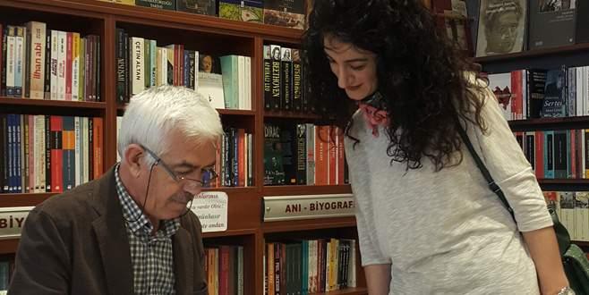 'Okurla yazar en iyi kitapta buluşur'