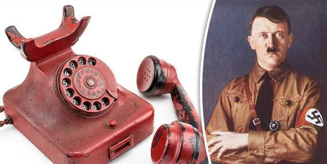 Hitler'in telefonuna rekor fiyat